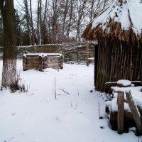 Сельский пейзаж :: Владимир Корольков