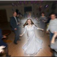 Танец невесты :: Олег Каплун