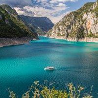 Север Черногории, национальный парк Дурмитор,Слано Озеро. :: Олег Семенов