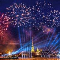 Праздник Алые Паруса! :: Натали Пам
