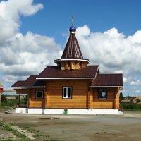 Церковь в с. Ильинка Назаровского района :: Лариса Рогова