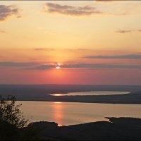 Солнце на закат! :: Надежда