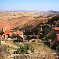 Монастырь Давид Гареджи, Грузия :: Фотограф Любитель
