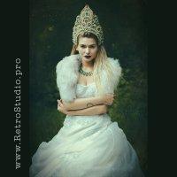 Белая Ведьма :: Milla Basargina
