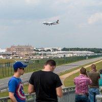 Репортаж, Аэропорт :: Сергей Келлер
