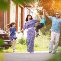 10 лет семейной жизни - как один день... :: Татьяна Сударева