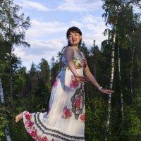 Барышня крестьянка :: Георгий Морозов