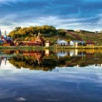 Казанский мужской монастырь (Пензенская область) :: Alexandr