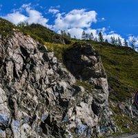 Перевал Чике-Таман :: Андрей Конин