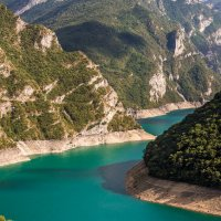 север Черногории, Слано Озеро :: Олег Семенов