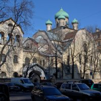 Знаменская Старообрядческая церковь. :: Odissey
