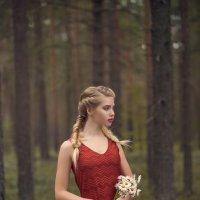 С букетом :: Женя Рыжов