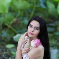 Нежный цветок :: Александра Капылова