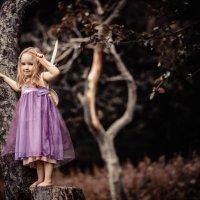 маленькая фея :: Алёна Николаева