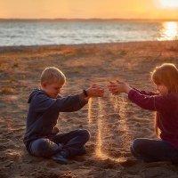 Золотой песок :: Наталья Мячикова