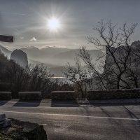 Каламбака-Метеоры-Греция... :: Юрий Яньков
