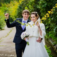 Свадьба 2016 г. :: Виталий Бжицких