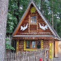 Домик в парке :: Вера Щукина
