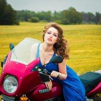 Кристина мото-леди 3 :: Роман
