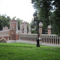 Царицыно. Фигурный мост :: Дмитрий Никитин