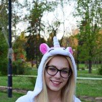 Солнечная улыбка :: Елена Иванова
