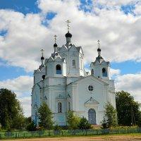 Храм Успения Пресвятой Богородицы :: Милешкин Владимир Алексеевич