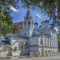 Храм Знамения Божией Матери и святых Жен-Мироносиц :: Сергей Цветков