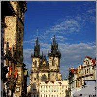 Староместная площадь-Прага... :: Юрий Яньков