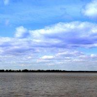 Озеро. :: Вадим Басов