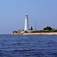 Тарханкутский маяк :: Александр Макеенков