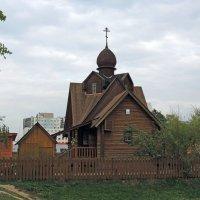 Храм-часовня Сергия Радонежского в Зеленограде :: Александр Качалин