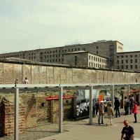 остатки стены :: Ольга