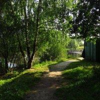 Первый день осени похожий на лето :: Андрей Лукьянов