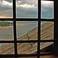 Вид с окна старой церкви :: Анжела Пасечник