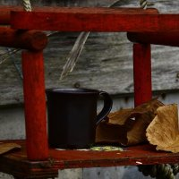 Вот и осень,,,за окнами август,,, :: Дон Пионеро Карбонариевский