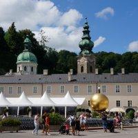 Прогулки по Зальцбургу... :: Алёна Савина