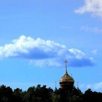 Купол и облока. :: Вадим Басов