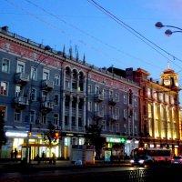 Вечерний город :: Нина Бутко