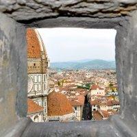 Окно в Флоренцию. :: Милана Гресь