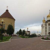 Храмовый комплекс. Магнитогорск :: Вера Щукина