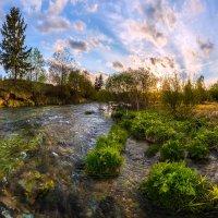 Зелёные берега Ижоры :: Фёдор. Лашков