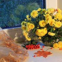 Как чудно хризантемой осень пахнет....... :: Павлова Татьяна Павлова