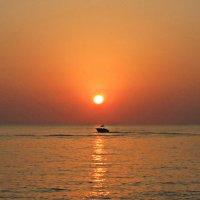 Закат и море :: Vladimir Perminoff
