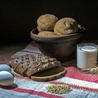 Хлеб :: Ольга Дядченко