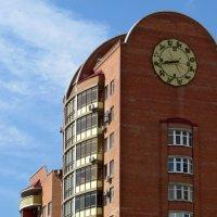 Городские часы :: Татьяна Смоляниченко