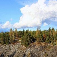 В Карелии наступает осень :: Nikolay Monahov
