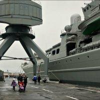 К папе на корабль... :: Кай-8 (Ярослав) Забелин