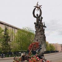 Памятник жертвам террора Беслана. З. Церетели. Москва. :: Владимир Болдырев