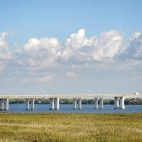 Херсонский мост :: Александр Довгий