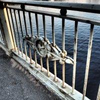 Ограждение моста :: Алена Малыгина